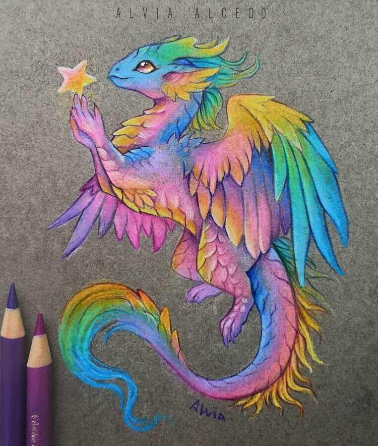 07-Rainbow-Dragon-Alvia-Alcedo-www-designstack-co