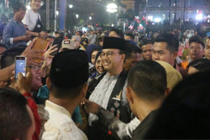 Jakarta Muharram Festival Bukti Anies Wujudkan Mimpi Warga Ibukota