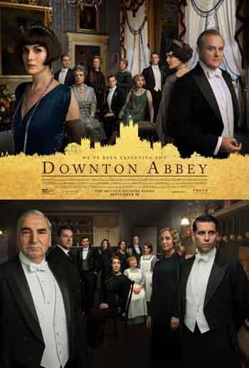 Downton Abbey 2019 480p 400MB BRRip Dual Audio [Hindi - English]