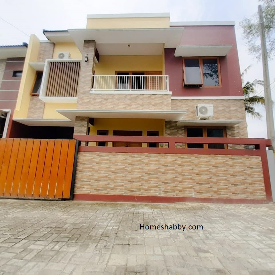 6 Desain Model Pagar Rumah Minimalis Paling Diminati Harga Ekonomis Homeshabby Com Design Home Plans Home Decorating And Interior Design