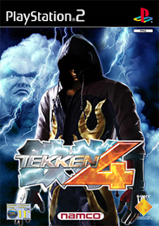 Download Tekken 4 PS2 ISO