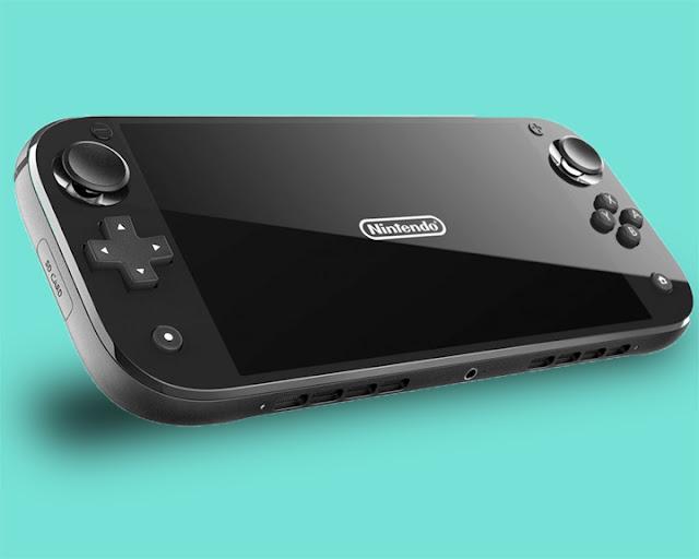 Nintendo Switch Pro Dirumorkan Akan Memiliki Layar Mini LED