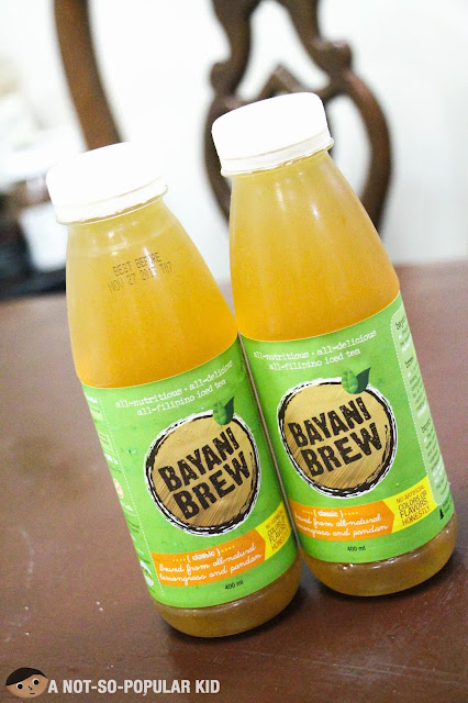 Bayani Brew's All Natural All Filipino Iced Tea