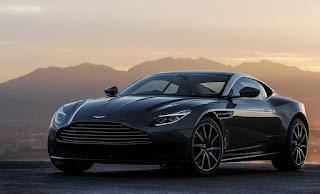 2016 Aston Martin DB11 Front Angle