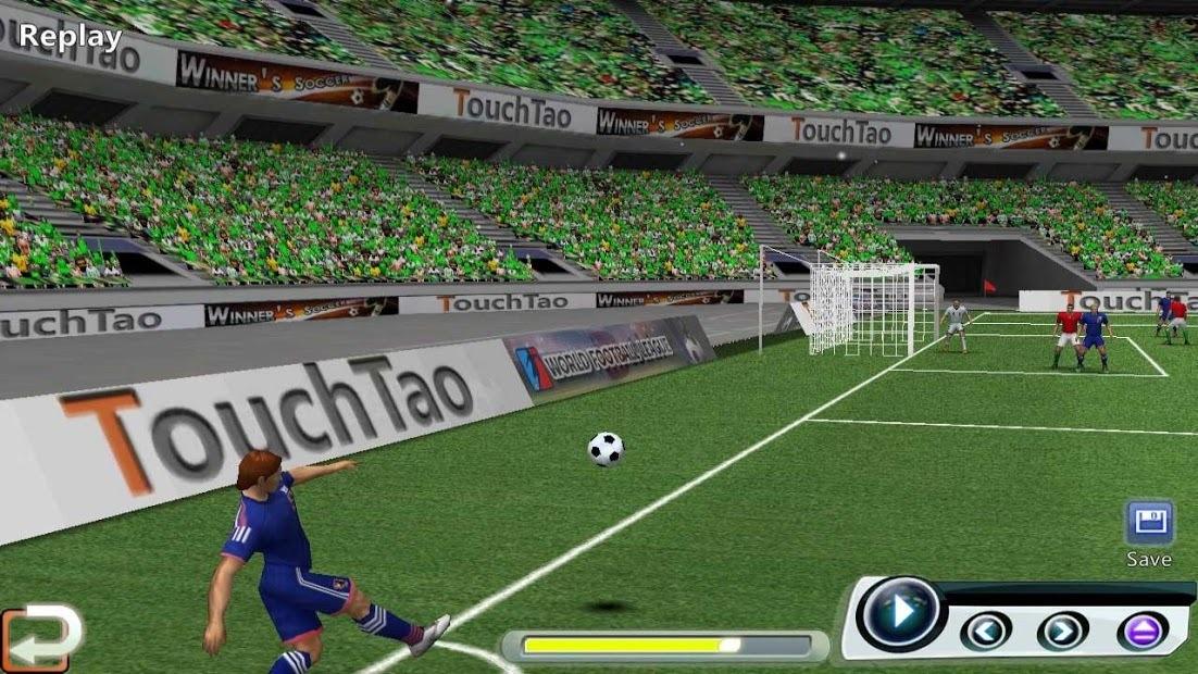 World Soccer League Hileli APK - Tüm Kilitli Özellikler Açık