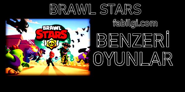 Brawl Stars Benzeri Android Oyunlar Tanıtım 5 Adet 2021