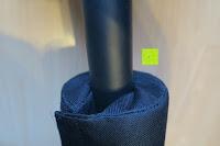 seitlich: Nackenschutz für Hantelstange / Schutzpolster für Langhantelstange / Hals-, Schulter, Nackenpolster TF-BSP1002