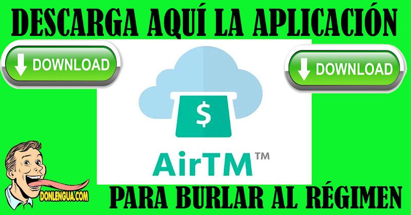 ✔✔✔ Descargar la App AirTm para poder obtener fondos en dólares en Venezuela 🚩🚩🚩