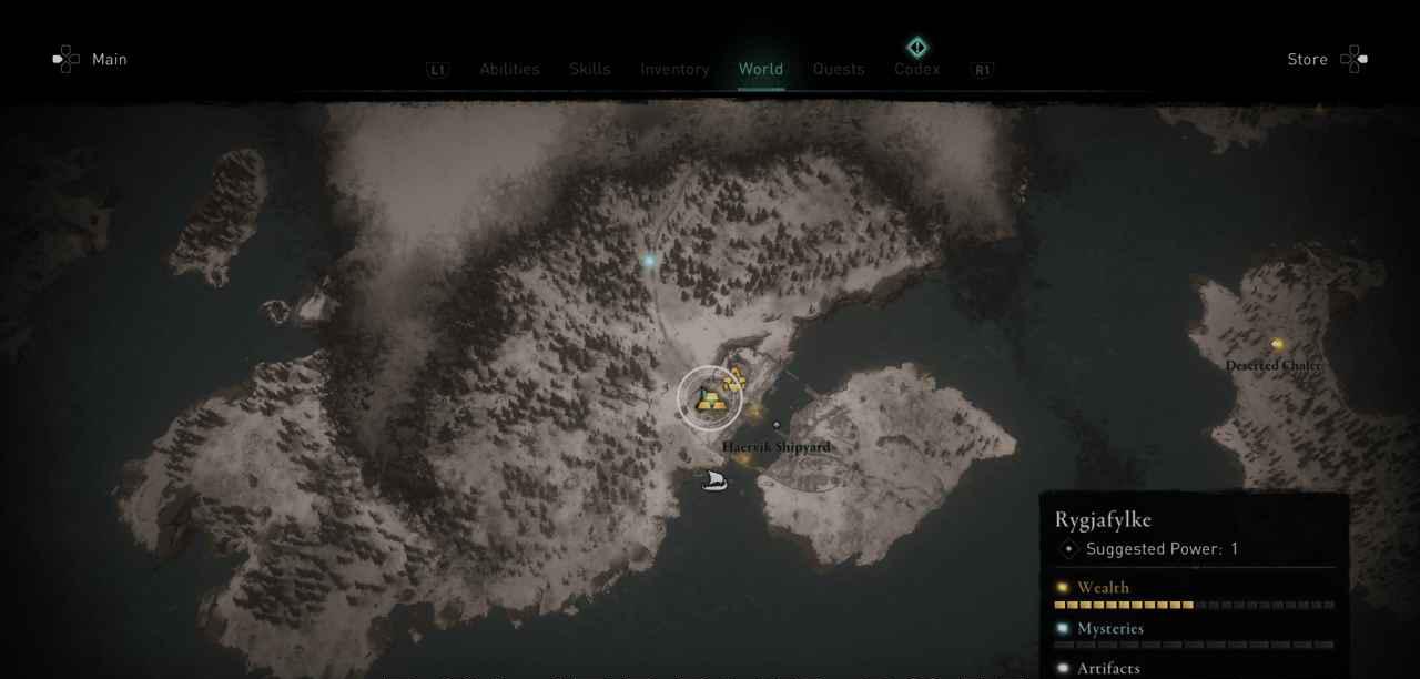 Ingot 7 Map 1