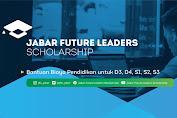 Beasiswa JFL Kuliah D3-S1 dari Pemprov Jabar, Biaya Kuliah Ditanggung