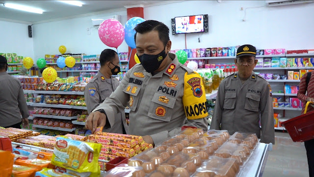 Primkoppol Polres Batang Kini Miliki Bhayangkara Mart