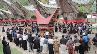 Adat Toraja Ada Rambu Solo dan Ritual Ma'nene