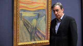 Andrew Graham-Dixon and The Scream