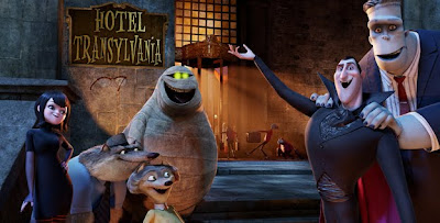 Hotel Transylvania door Sony Pictures Animation