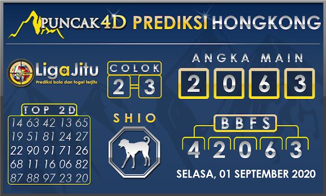 PREDIKSI TOGEL HONGKONG PUNCAK4D 01 SEPTEMBER 2020