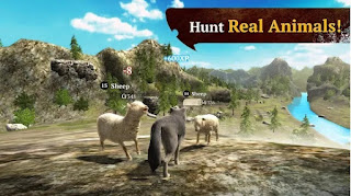 Hai sobat kini ini aku akan kembali lagi dalam membuatkan game android terbaru sebuah p The Wolf Online Mod Apk  v1.4 For Android (Unlimited Money) Gratis