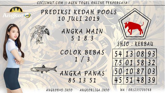 PREDIKSI KEDAH POOLS 10 JULI 2019