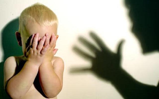 Bahaya Membentak Anak