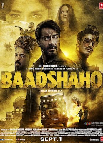 Baadshaho 2017 Full Movie Download