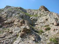 Стены каньона Байсу (Бай-Су)