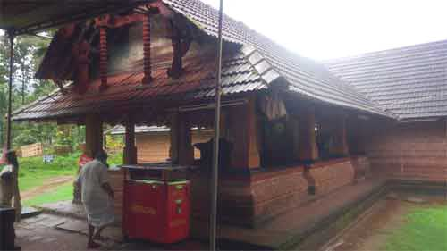 Nalambalam Temples In Kannur District