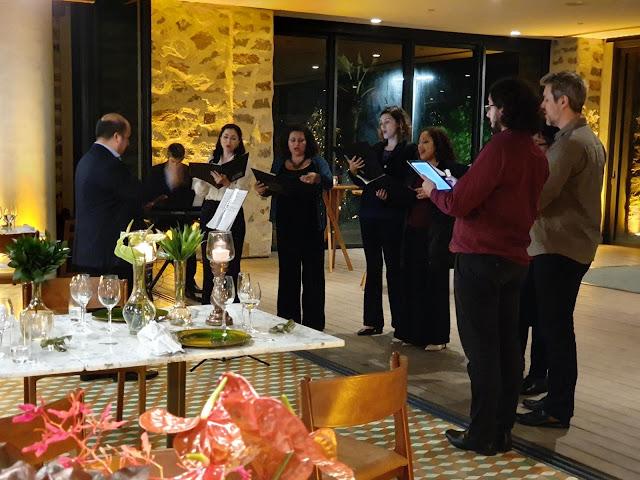 Blog Apaixonados por Viagens - Ceia de Natal e Ano Novo - Hotel Grand Hyatt Rio