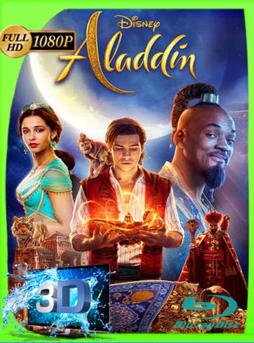 Aladdin (2019) 3D SBS [1080p] Latino [GoogleDrive] SilvestreHD