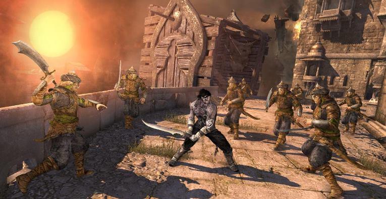 Prince of Persia Las Arenas Olvidadas PC Full Español