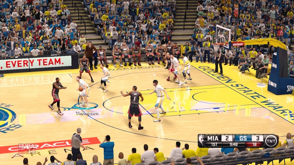 NBA 2K14 PC Next-Gen Like Graphics