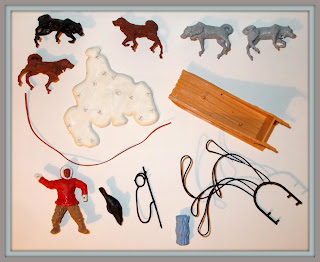 Arctic Explorers; Esquimaux Dog Team; Esquimaux Novelty; Esquimaux Sled; Esquimaux Sledge; Esquimaux Sleigh; Esquimaux Toy; Inuit Dog Team; Inuit Sled; Inuit Sledge; Inuit Sleigh; Inuit Toy; Small Scale World; smallscaleworld.blogspot.com; Timpo Esquimaux; Timpo Inuit; Timpo Sled; Timpo Sledge; Timpo Sleigh; Timpo Toys;