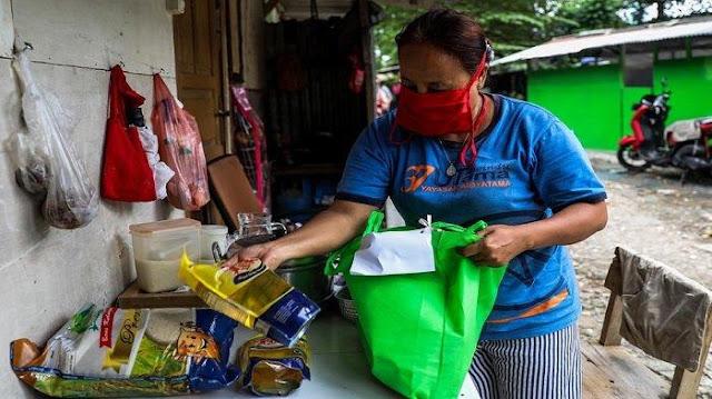 Siapkan Anggaran Rp3,5 Triliun, Pemprov DKI Jakarta Salurkan Bansos hingga Desember