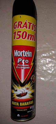Senhoras do lar: Eliminando as baratas com Mortein Pro