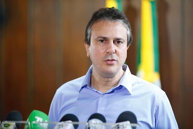 Camilo anuncia compra de 5 mil kits para diagnosticar o coronavírus no Ceará