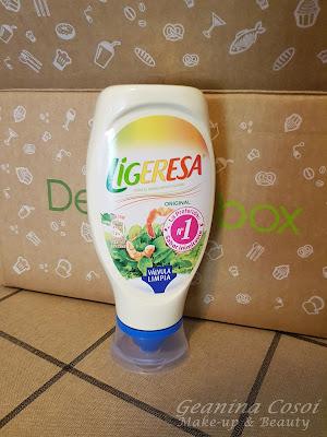 Ligeresa Original Caja Degustabox - Junio ´16