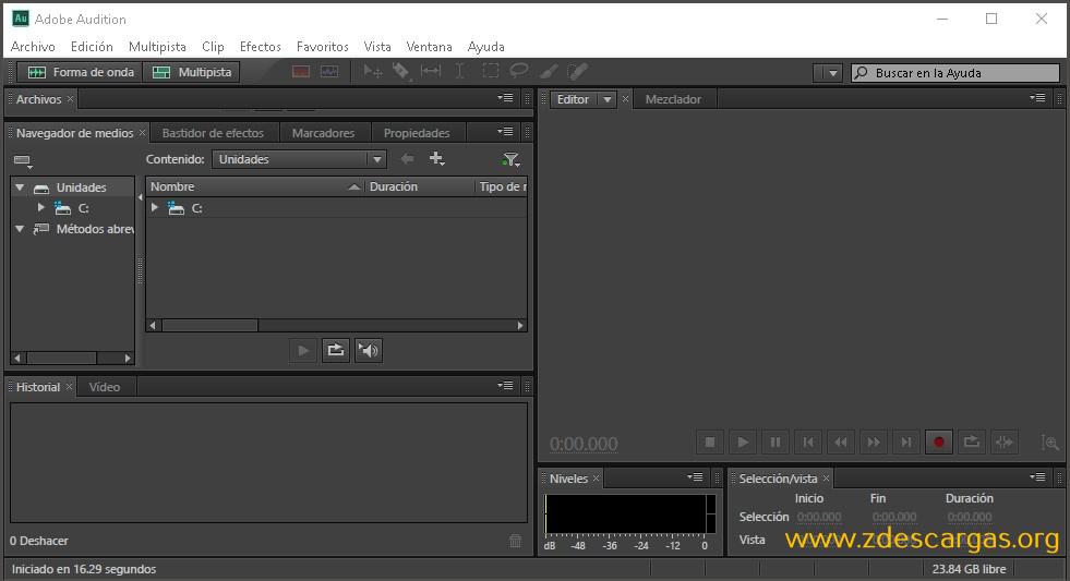 Adobe Audition CS6 Full Español