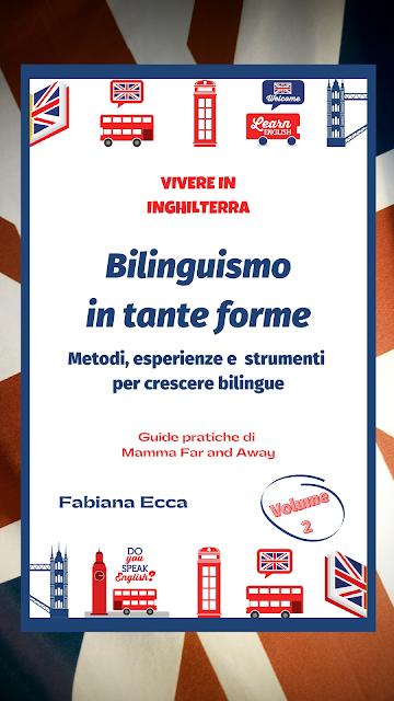 libro crescere bambini bilingue