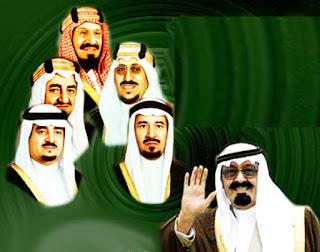 Kekayaan raja arab Saudi