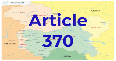 what is article 370 ?