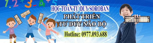 Trung Tâm dạy toán soroban tại Biên Hoà