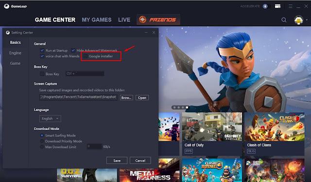 Cara Mememperbarui Emulator Gameloop 3.0 Plus Review Free Fire PC