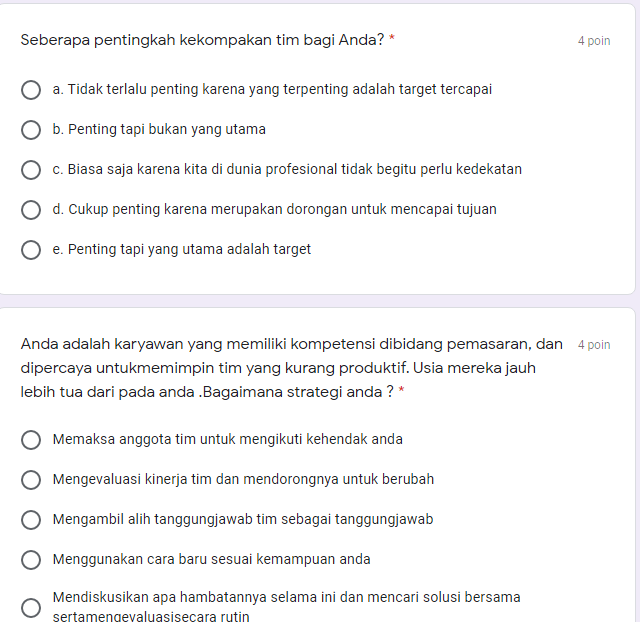 GRATIS  Try Out Online Ujian PPPK Guru Kompetensi Manajaerial Tahun 2021