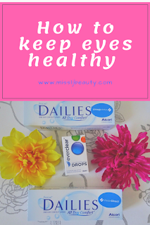 pin eye health