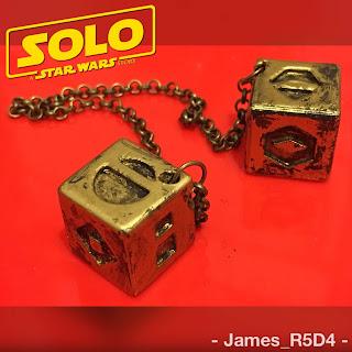 SOLO lucky dice