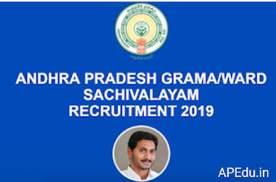 Candidates who have scored the best in the exam ..AP Grama/Ward Sachivalayam 2019