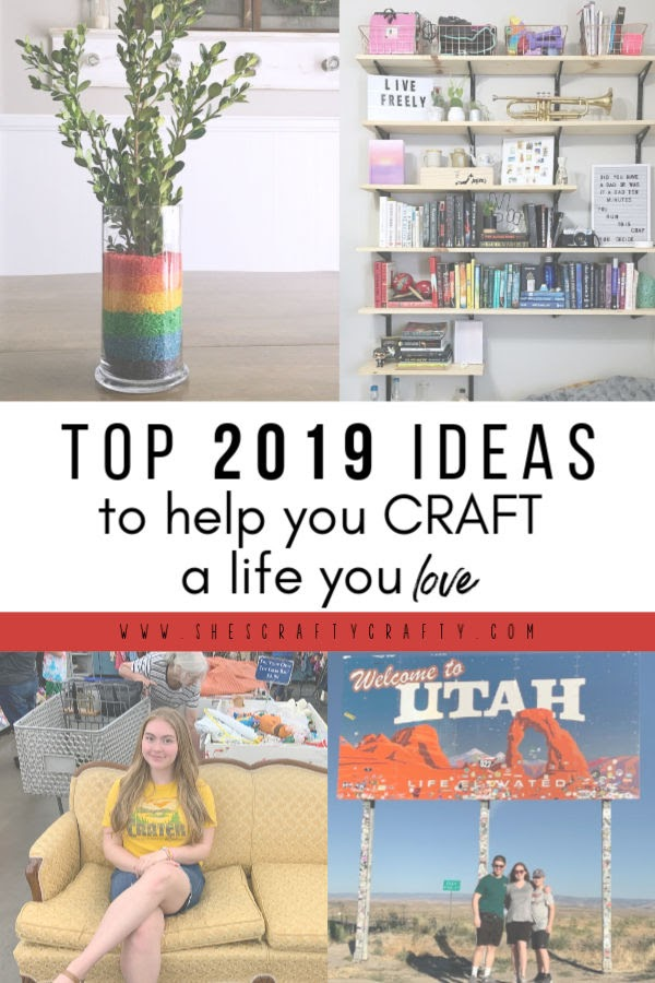 Top Posts of 2019 to Help you Craft a Life you Love
