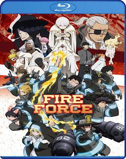 Fire Force – Temporada 2 [4xBD25] *Subtitulada