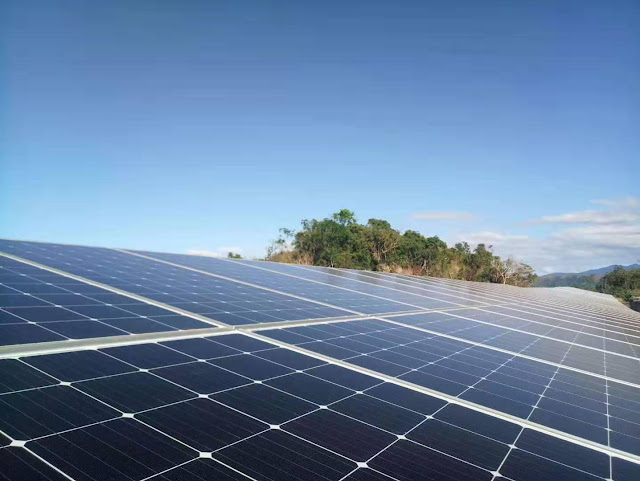 LONGi supplies 100MW high-efficiency monocrystalline modules to the largest integrated wind and solar project in the Philippines