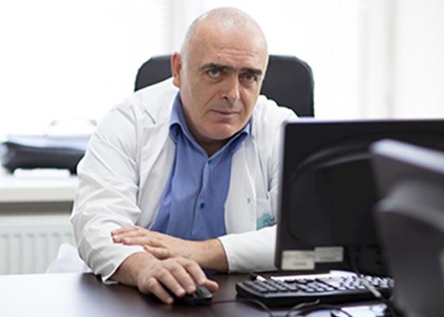 Доктор Важа Гаприндашвили освобожден