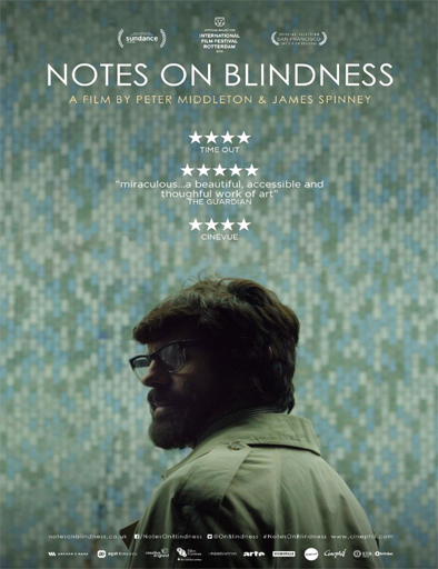Ver Notas sobre la ceguera (Notes on Blindness) (2016) Online