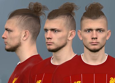 PES 2017 Faces Harvey Elliot by WER Facemaker
